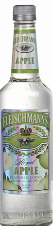 Fleischmanns Vodka Royal Apple